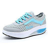 Women's Shoes EU35-EU40 Casual/Travel/Fitness Fashion Tulle Leather Sneakers Multifunction Shoes