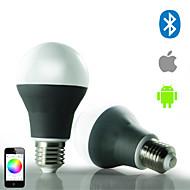 Smart App Steuerung bluetooth ledrgb und warmweiß Glühbirne