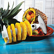 RVS fruit ananas schiller snijmachine