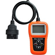 Mini VAG505 Super Professional  Code Reader Scanner Tool for VW/Audi