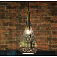 Rural Retro Ceiling Lamp Bar Patented Product In The Restaurant Bar 4