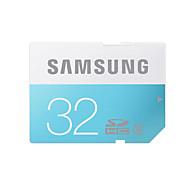 Samsung 32GB Class 6 SD/SDHC/SDXCMax Read Speed24 (MB/S)Max Write Speed10 (MB/S)
