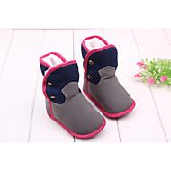 Boty-Látka-Módní boty-Chlapecké / Dívčí-Růžová / Šedá-Outdoor / Šaty / Běžné