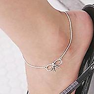 Bracciali Per donna Cavigliera Argento