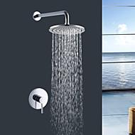 montaggio a parete shengbaier pioggia maniglia rubinetto