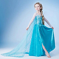 Halloween / Christmas / Children's Day Kid Princess series Costumes Costumes Dress
