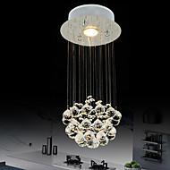 Ecolight® Flush Mount GU10 LED Modern/ 4W/Contemporary Living Room/Bedroom/Dining Room/Kitchen/Hallway Metal