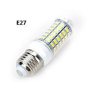 E26/E27 15 W 69 SMD 5730 1500 LM 6000-6500 K Natuurlijk wit Maïslampen AC 220-240 V
