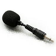 "Top-Qualität Nieren mini externe Kondensatormikrofon 1/8 ""(3,5 mm) Stecker"