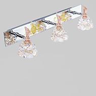 פמוטי קיר/תאורת חדר אמבטיה LED מודרני/עכשווי מתכת