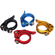 WEST BIKING® 34.9MM Hollow Aluminum Mountain Bike Winnings Quick Release Clamp Seatpost Applicable 30.4 -31.6