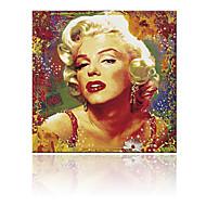 VISUAL STAR®Marilyn Monroe Pop Art Paintings High Quality Canvas Ready to Hang