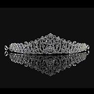 Celada Tiaras Boda Rhinestone/Aleación Mujer Boda 1 Pieza