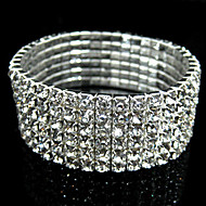 Vintage/Feest - Legering/Strass - Bangle/Stretch