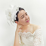 Korea Style Feather/Rhinestone/Net Wedding/Party Headpiece/Flowers