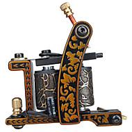 Solong Tattoo Complete Beginner Tattoo Kit 3 Pro Machine s 54 Inks Power Supply Needle Grips Tips TKC03