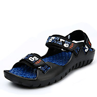 Men's Shoes Outdoor/Casual Synthetic Sandals Blue/Yellow/Red