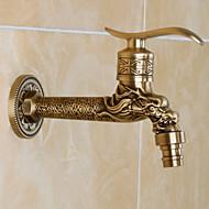 античная латунь отделка кран аксессуар современного латунь клапан