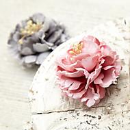 Women's Alloy/Fabric Headpiece - Wedding/Casual/Outdoor Flowers 1 Piece