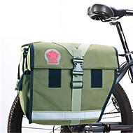 WEST BIKING® Sykkelveske 40-50LLVesker til bagasjebrettet/Sykkelvesker RyggsekktrekkVanntett Fort Tørring Regn-sikker Reflekterende
