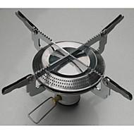 réchauds de camping en plein air portables brûleurs de la cuisinière un énorme disque brûleurs cuisinière à gaz de puissance de feu