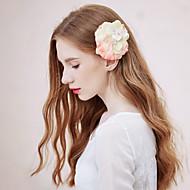 Fleurs Casque Mariage/Occasion spéciale/Casual Tissu Femme Mariage/Occasion spéciale/Casual 1 Pièce