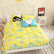 Shuian®Bedding Sets Reactive Printing Bedclothes Duvet Covers Bed Sheet Linen Home Duvet Cover Bed Sheets Pillowcase