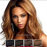 Natural Wave Full Lace Human Hair Wigs Brazilian Virgin Lace Front Wigs With Baby Hair For Black Women