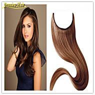להעיף חמות מכירות 8 א הכיתה רמי הארכת שיער אדם שיער ברזילאי בהארכת שיער חבילות שיער ישר 100%