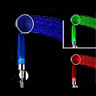 American Standard Handdouche Modern LED/Regenval/Milieuvriendelijk ABS A-klasse Chroom