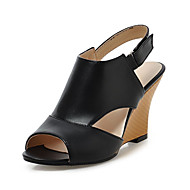 Women Sandals Fashion High Heels Wedges Sweet Open Toe Party Wedding Summer Shoes (3 colors available)
