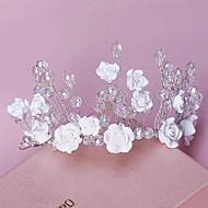 Women's Crystal/Alloy Headpiece - Wedding/Special Occasion Headbands/Flowers 1 Piece