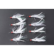 ווי דיג / פתיונות דיג / Rigs דיג Fishing-20pcs יח ' מתכת / סגסוגת פלדה / פחמן-Hengjia דיג בים / דייג במים מתוקים