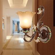 Candelabro de pared LED/Mini Estilo/Bombilla Incluida Rústico/ Campestre Metal
