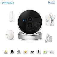 Dag Nacht/Bewegingsdetectie/Dual Stream/Remote Access/IR-cut/Wifi Protected Setup/Plug and play - Binnen Mini - IP Camera
