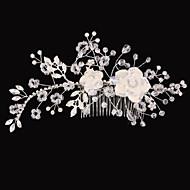Donne / Bambina Strass Copricapo-Matrimonio / Occasioni speciali Fermagli 1 pezzo