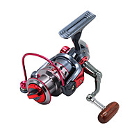 XY3000 5.2:1 11+1 Ball Bearings Freshwater Fishing Carp Fishing Spinning Reels Left and Right Handle