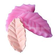 Leaf Shape Fondant Mold Cake Decoration Mold