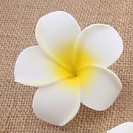 set van 4 korea bloem haarspeld