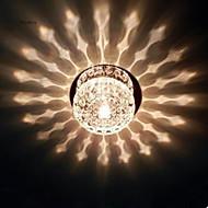 1 ks G4 3 W Integrovaná LED LM Teplá bílá/Přirozená bílá Zápustná Stropní světla V