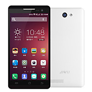 "JIAYU Straight 5.0 "" Android 4.4 Cell Phone (Dual SIM Quad Core 8 MP 2GB + 16 GB Black / White)"