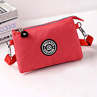 Women Nylon Shoulder Bag Multi-color
