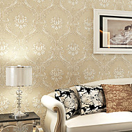 Contemporary Wallpaper Art Deco 3D Luxurious Living Room Wallpaper Wall Covering Non-woven Fabric Wall Art