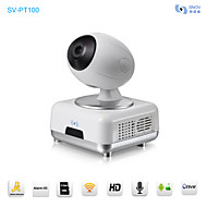 Snov® PTZ HD WIFI IP Video Camera, Motion Detection, Night Vision with 1ch Alarm I/O