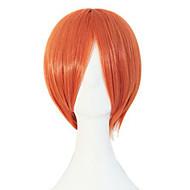 Animation Festival Mode Must-Have orange Haar Qualitätsperücken