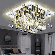 컴템포러리 / 모던 - 플러쉬 마운트 - 크리스탈 / LED - 침실 / 주방