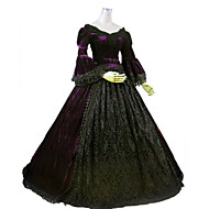Steampunk®Victorian Marie Antoinette Ball Gown Period Dress Historical Costume Steampunk