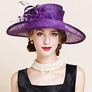 Women's Flax Headpiece - Wedding / Special Occasion Hats 1 Piece