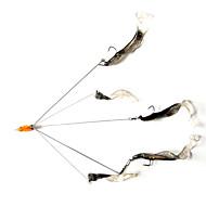 M&X Isco de Metal 12 g 1 pcs 100 Isco de Arremesso / Pesca de Água Doce / Outro / Pesca de Isco / Pesca Geral
