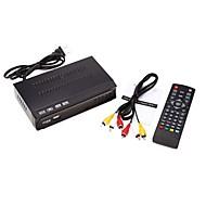 Full HD 1080P ISDBT Terrestrial Receiver Set-top Box Integrate Services Digital Video Broadcasting